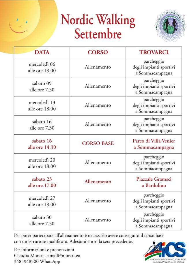 Programma NW Claudia